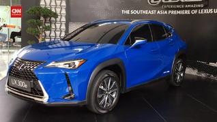 VIDEO: Mobil Listrik Perdana Lexus yang 'Belum Sempurna'