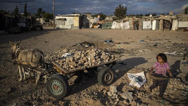 Lembaga HAM Sebut Pemerintah Israel Apartheid
