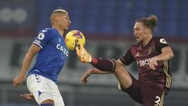 Hasil Liga Inggris: Everton Kalah dari Leeds