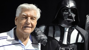 Pemeran Darth Vader, David Prowse Meninggal Dunia