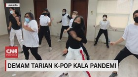 VIDEO: Demam Tarian KPop Kala Pandemi