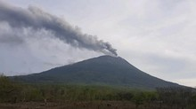 Erupsi Gunung Ili Lewotolok, Warga Diimbau Gunakan Masker