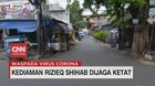 VIDEO: Kediaman Rizieq Shihab DIjaga Ketat