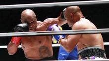 Douglas Tantang Mike Tyson: Rematch Belum Terlaksana