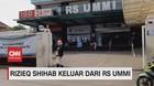 VIDEO: Rizieq Shihab Keluar Dari RS Ummi