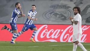 Hasil Liga Spanyol: Madrid Kalah dari Alaves