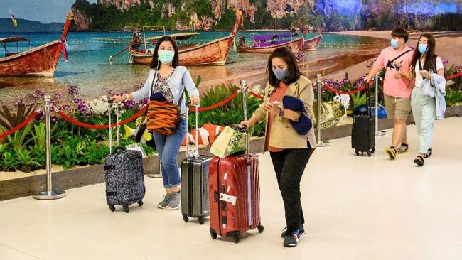 thailand kembali buka pintu untuk turis asing 1 169 - Thailand Buka Pintu bagi Turis yang Sudah Divaksin