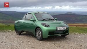 VIDEO: Menjajal Mobil Bahan Bakar Hidrogen pertama di Inggris