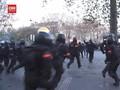 VIDEO: Demo Tolak RUU Keamanan Prancis Ricuh
