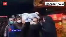 VIDEO: Jenazah Ilmuwan Iran Diarak Menuju Pemakaman