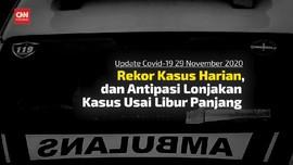 VIDEO: Rekor Baru, Kasus Positif Covid Tambah 6.267