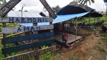 49 Keluarga Mengungsi ke Balai Desa Usai Teror di Sigi