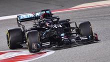 Hasil F1 GP Bahrain: Hamilton Kalahkan Verstappen
