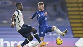 Hasil Liga Inggris: Tottenham Diimbangi Chelsea