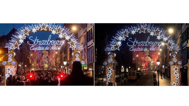 Pasar Natal, tradisi berharga di Jerman dan negara-negara tetangga, masuk dalam daftar panjang tradisi tahunan yang dihilangkan tahun ini karena virus corona.