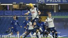 FOTO: Chelsea vs Tottenham Tanpa Pemenang