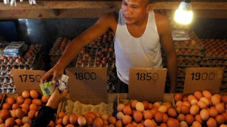 Jelang Ramadan, Harga Pangan di Bandung Diklaim Stabil