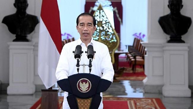 Jokowi: Tidak Ada Tempat di Tanah Air Bagi Terorisme