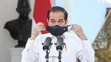Ida Fauziyah Positif Corona, Jokowi Sudah Tak Bertemu 2 Pekan