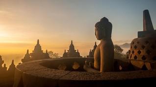 Sejarah Candi Borobudur dan Fakta-fakta Unik