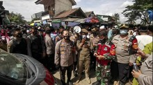 Kronologi Membludaknya Massa Acara Haul di Tangerang