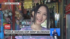 VIDEO: Pemilik Warung Kopi Mirip Selebgram