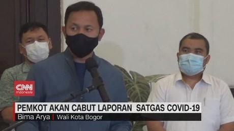 VIDEO: Pemkot Akan Cabut Laporan Satgas Covid-19