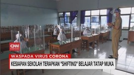 VIDEO: Plus-Minus Shifting Kelas Tatap Muka