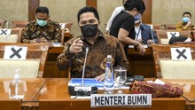 Erick Thohir Bakal Keluarkan Aturan Soal Transparansi BUMN