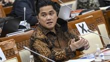 Erick Thohir Rombak Direksi PT PAL Indonesia