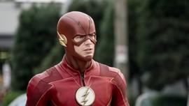Ada Kasus Corona, Produksi Serial The Flash Ditunda