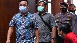 Sidang Vonis Rekan Jaksa Pinangki Ditunda Pekan Depan