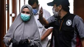 Pesan Jaksa Pinangki ke Anak: I'm Sorry Mommy in Jail