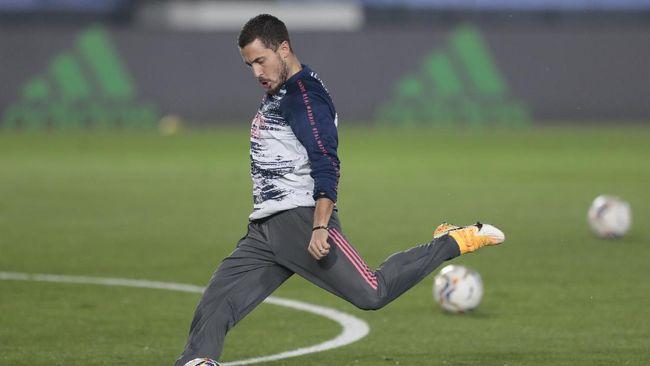 Penyerang sayap Real Madrid Eden Hazard dikonfrmasi kembali cedera usai tampil melawan Alaves pada matchday ke-11, akhir pekan lalu.