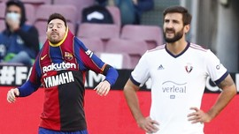 Buat Barcelona Rugi Rp50,5 Juta, Messi Dipuji Pelatih