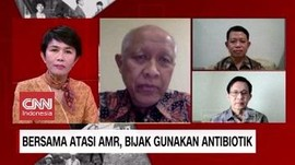VIDEO: Bersama Atasi AMR, Bijak Gunakan Antibiotik (5/5)