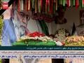 VIDEO: Pemakaman Ilmuwan Nuklir Iran Dihadiri Ali Khamenei