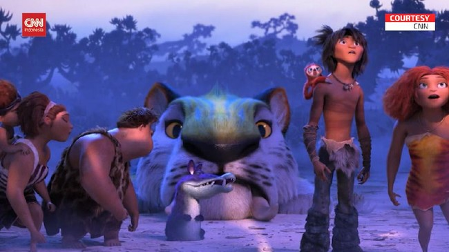 VIDEO: Box Office Pekan Ini, The Croods: A New Age