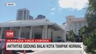 VIDEO: Aktivitas Gedung Balai Kota Tampak Normal