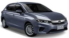 Komparasi Honda Jazz dan City Hatchback Rilis di Thailand