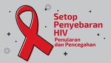 INFOGRAFIS: Cara-cara Mencegah Penularan HIV