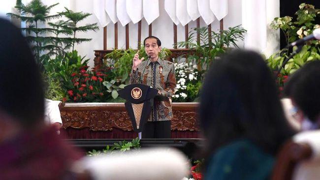 Sejauh ini Presiden RI Jokowi telah meneken empat PP dan dua Perpres terkait penyandang disabilitas sepanjang 2020.
