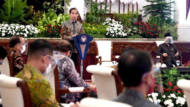 Jokowi Diminta Kaji Pembubaran Kemensos Seperti era Gus Dur