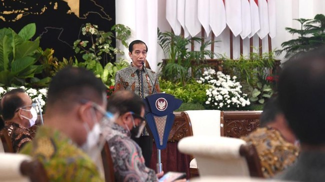 Jokowi Lepas Ekspor ke Pasar Global Senilai Rp23,75 T