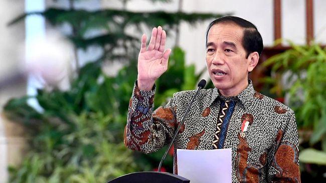 Kasus positif virus corona terus bertambah dari hari ke hari, namun Jokowi optimistis pihaknya dalam pengendalian pandemi Covid-19.