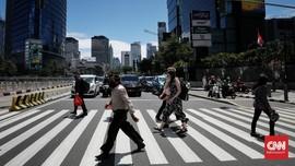 Jakarta di Antara Gemerlap Kota Mega di Dunia
