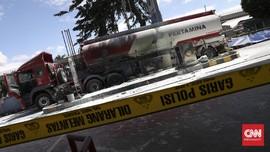 Kebakaran SPBU MT Haryono, Situasi Aman Tanpa Korban Jiwa