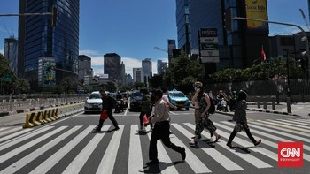 BMKG Buka Suara soal Langit Biru Jakarta Hari Ini
