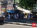 Rizieq Dipanggil Polisi, Petamburan Dijaga Ketat Laskar FPI