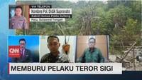 VIDEO: Memburu Pelaku Teror Sigi